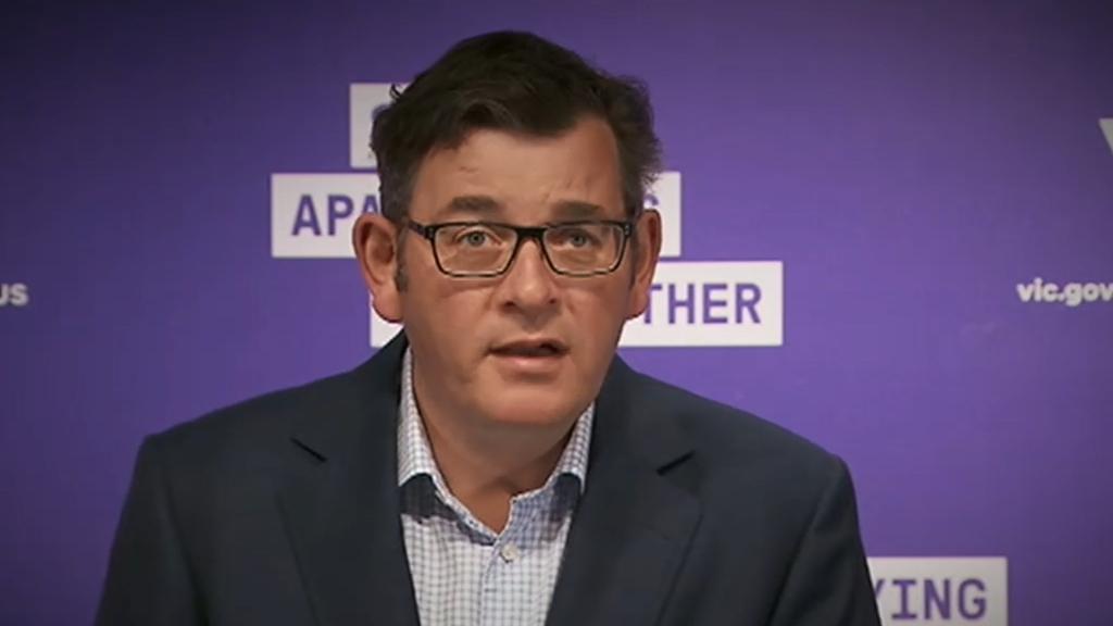 Coronavirus: PM slams Victoria's delay of easing restrictions
