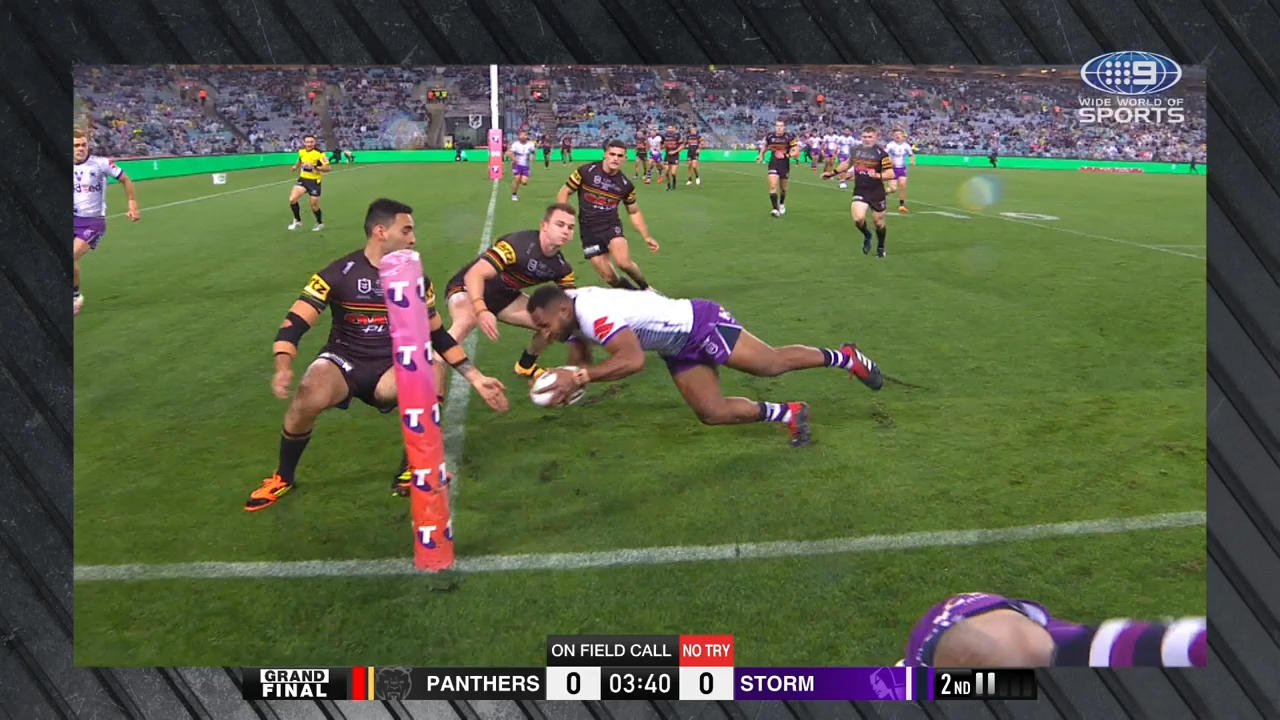 Olam awarded penalty try in NRL Grand Final