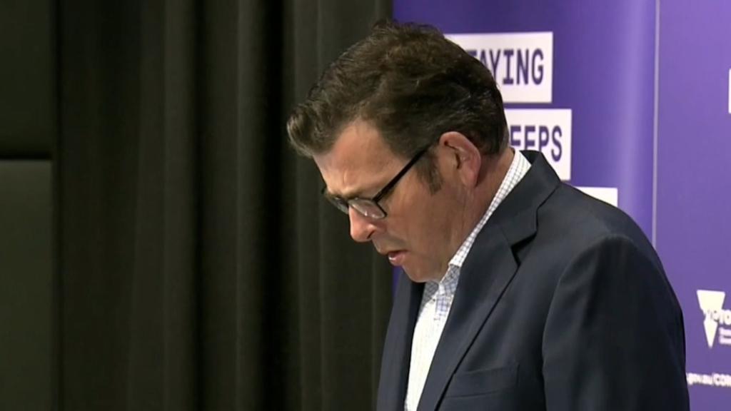 Coronavirus: Victoria Premier delays major easing of COVID-19 measures