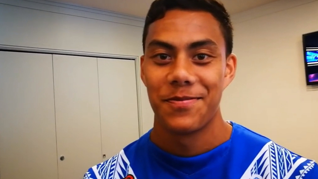 Luai admits he goes for QLD