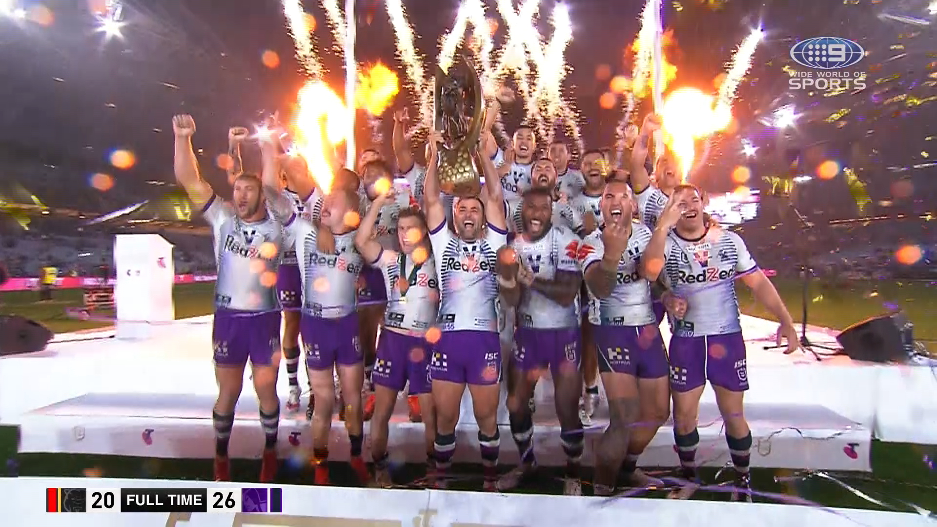 2020 Team Reviews: Melbourne Storm go all the way