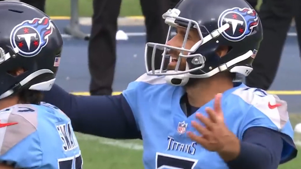 Steelers beat Titans after missed field goal