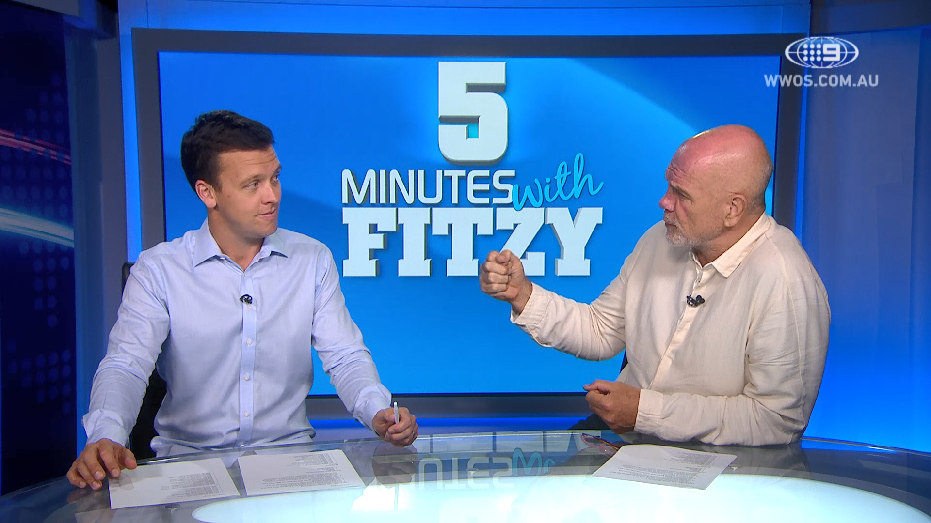 Why is Cameron Smith so maligned among footy fans? 5 Mins with Fitzy