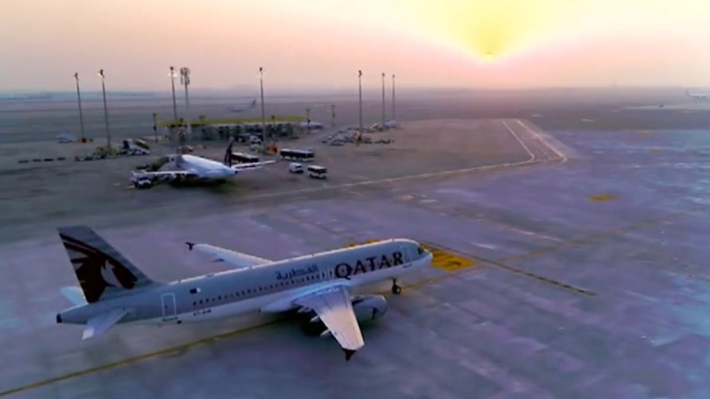 New Doha Airport allegations