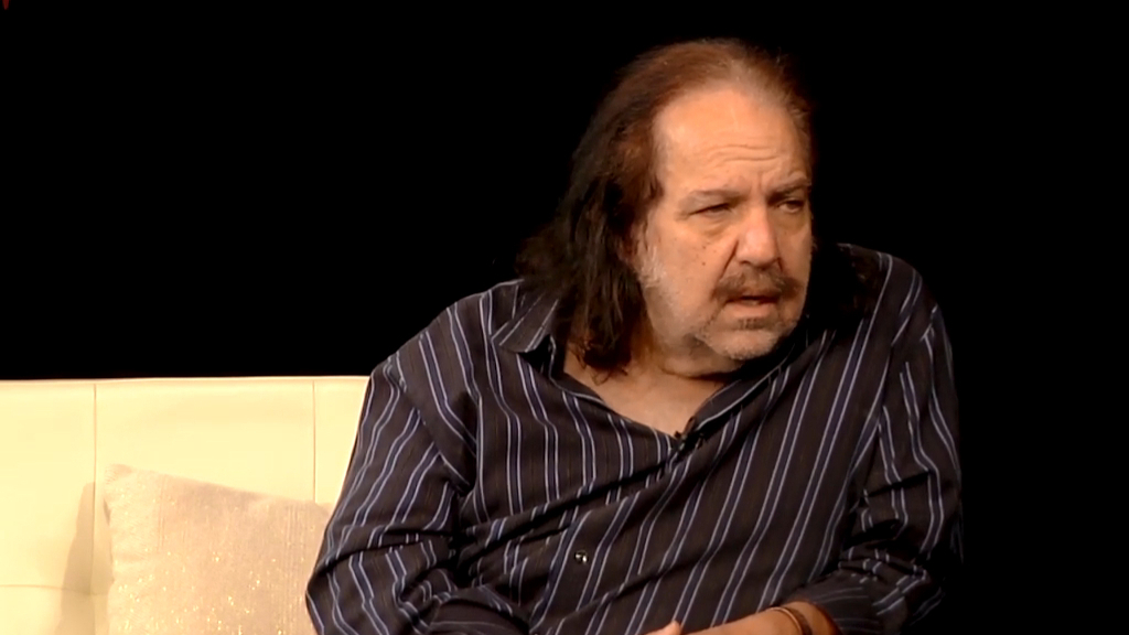 Ron Jeremy talks addiction to adult films