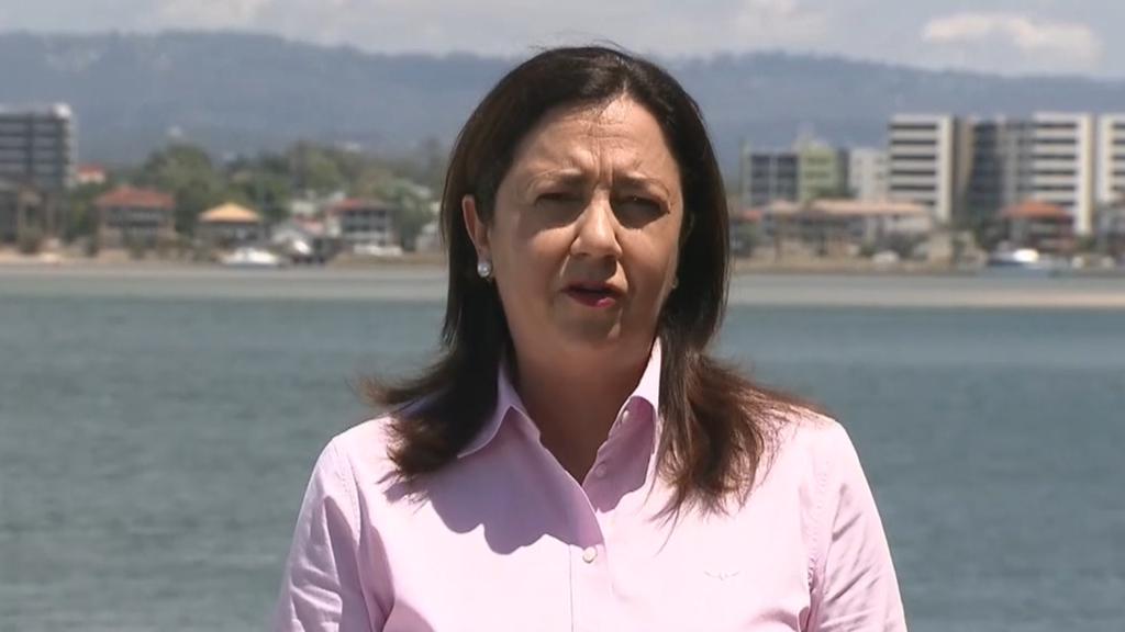 Coronavirus: Decision on Queensland border closure