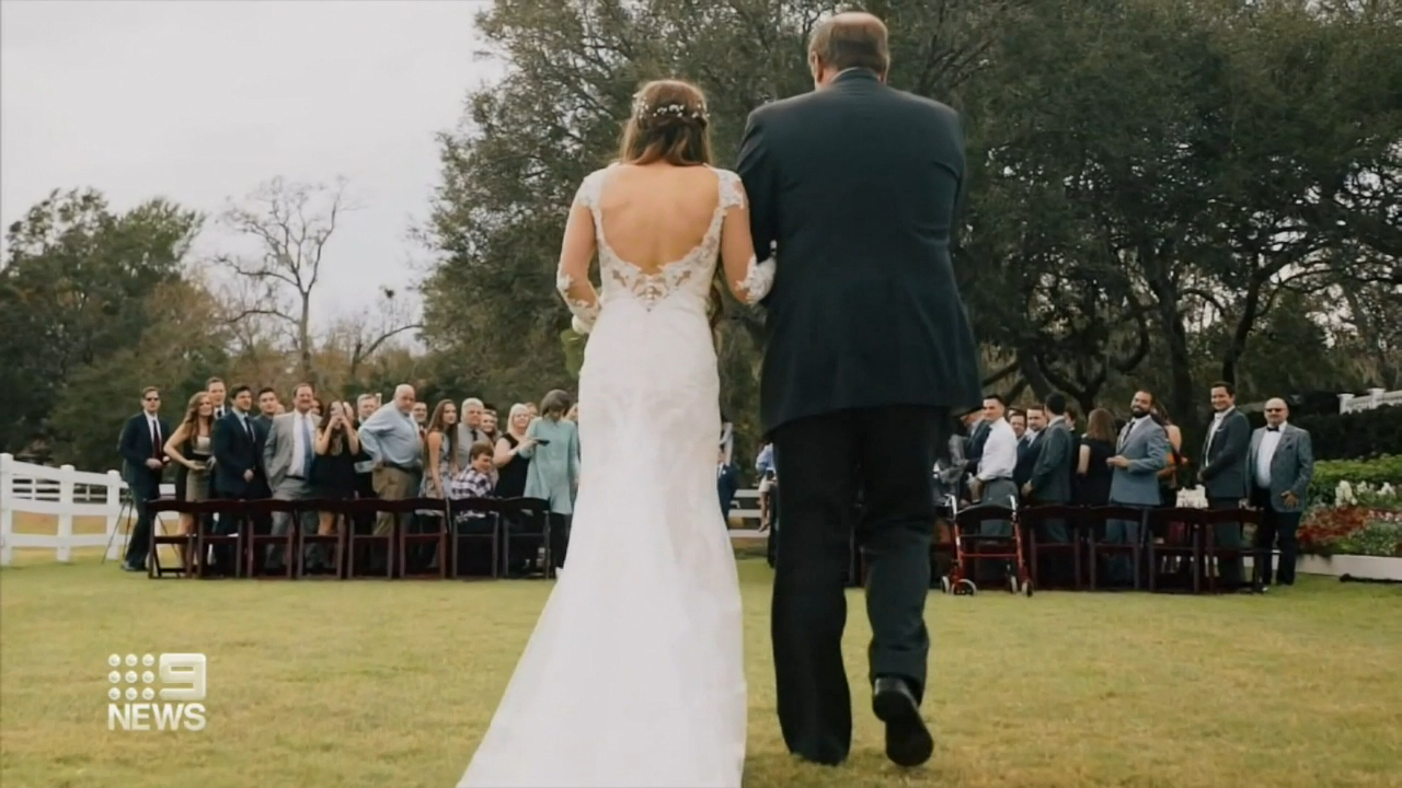 Wedding guests lists can grow to one hundred in two weeks'