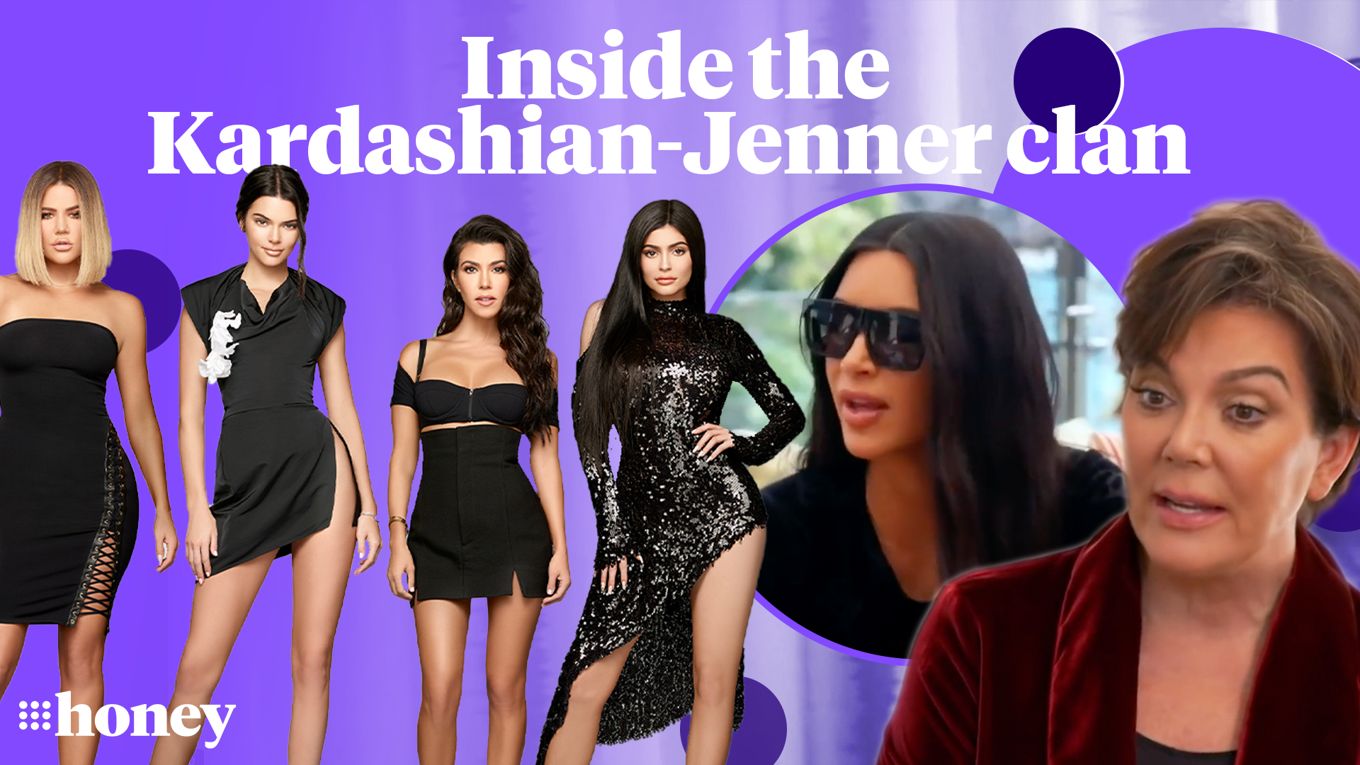 Inside the Kardashian-Jenner clan, the stars of Keeping Up with the Kardashians