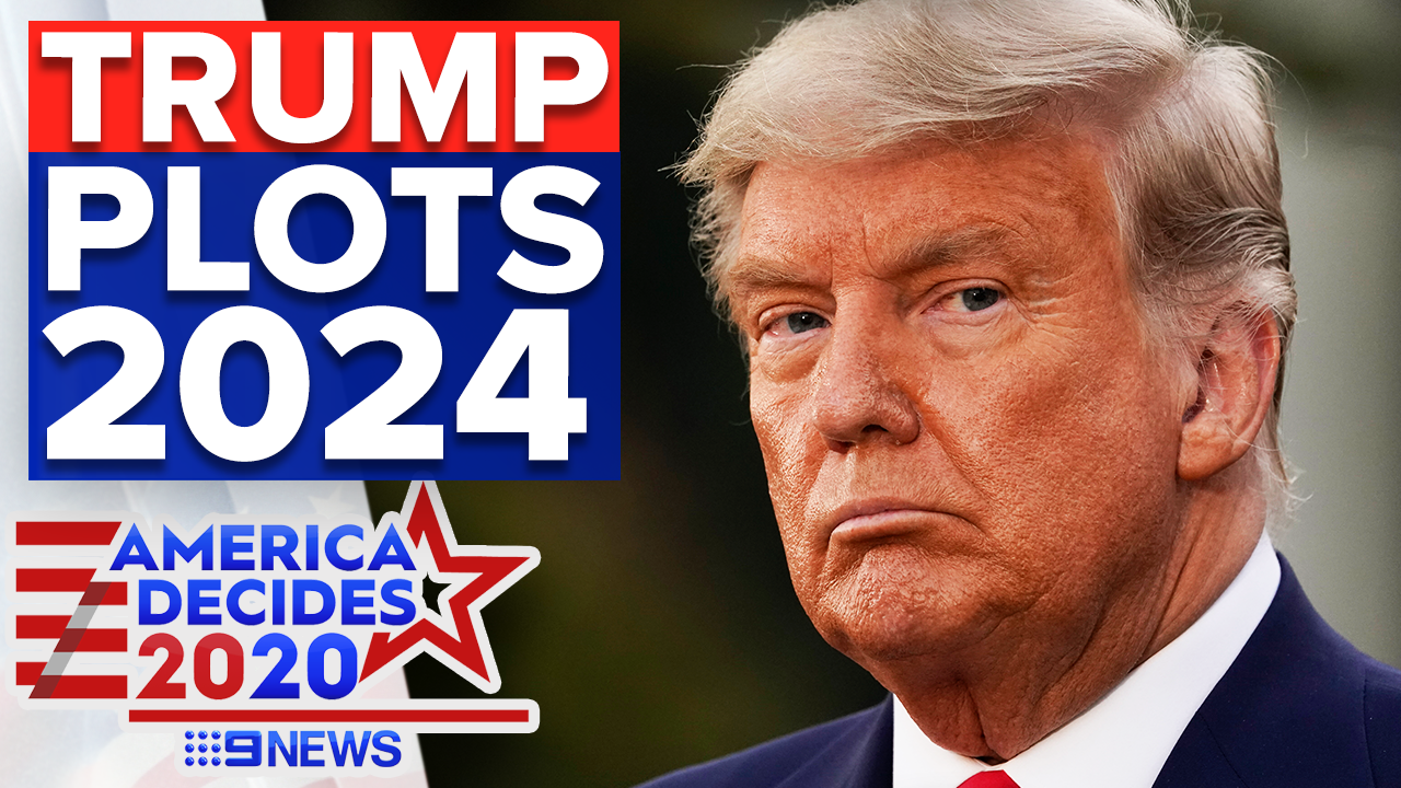 Trump 'plans to run for U.S President in 2024'