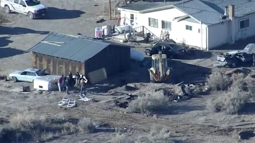 US police hunt alleged serial killer in Colorado