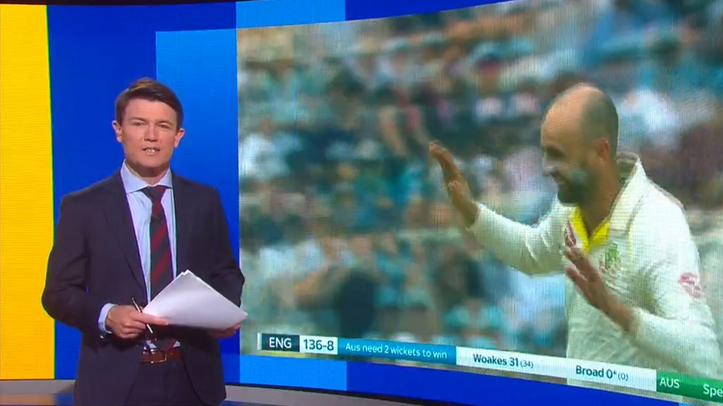 Lyon targeting 500 Test wickets