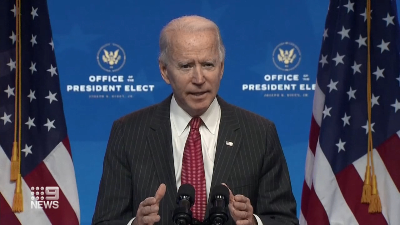 US Election 2020: Georgia ballot re-count confirms Biden win