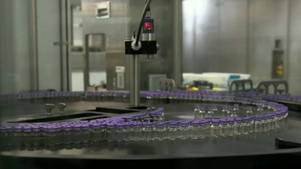 Coronavirus: Pfizer seeking emergency use of its COVID-19 vaccine in US
