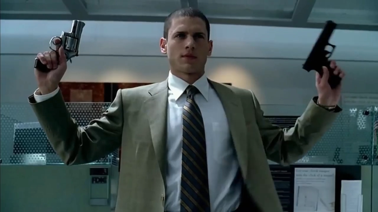 Prison Break official trailer