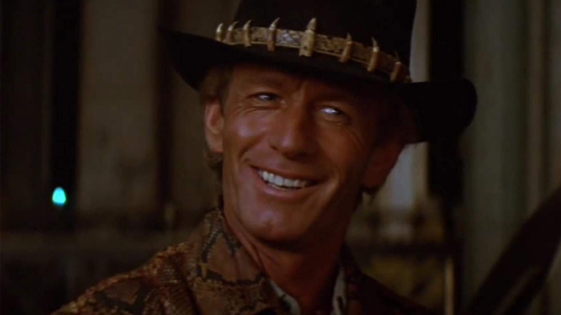 Crocodile Dundee trailer (1986)