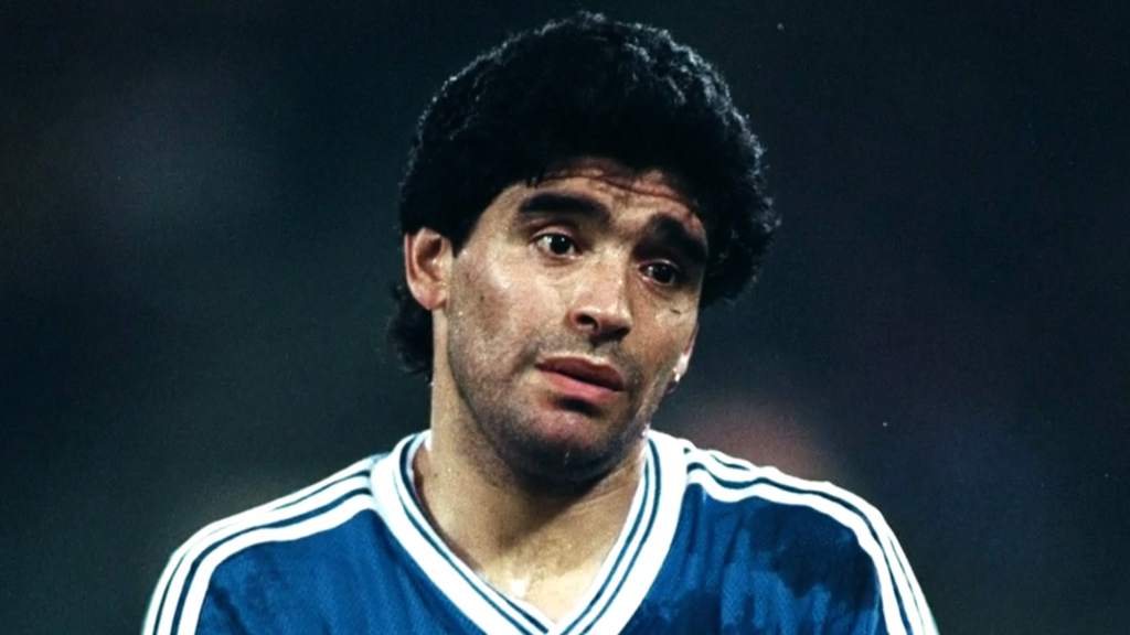 Diego Maradona passes away