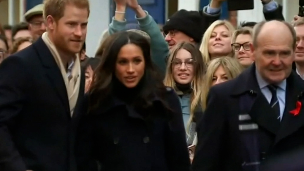 Meghan's unbearable grief