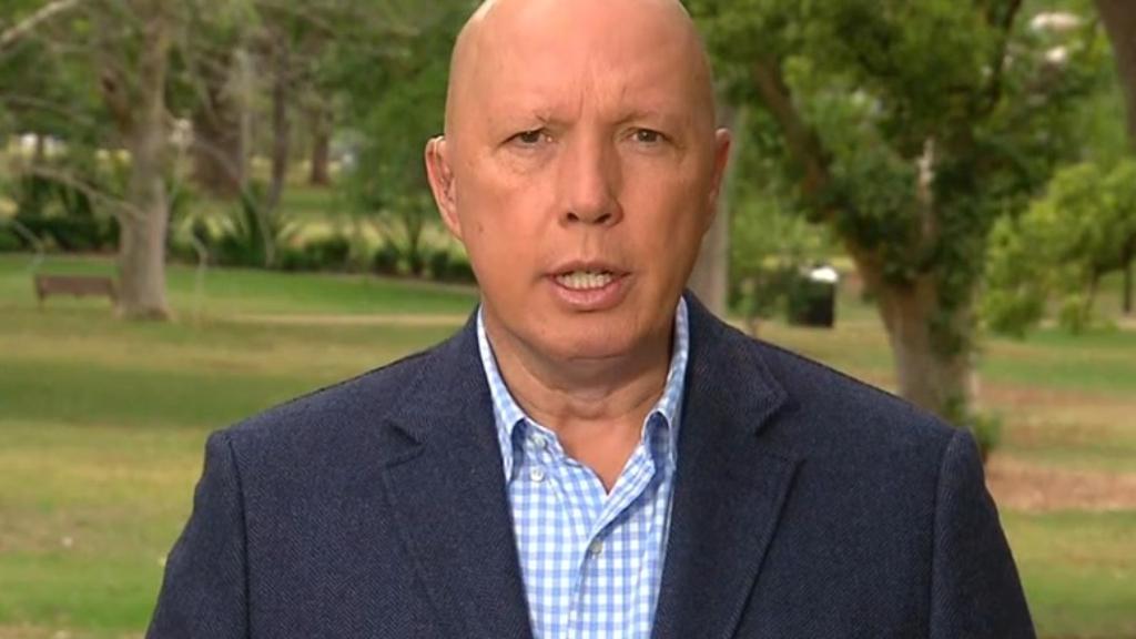 Coronavirus: Home Affairs Minister on stranded Aussies overseas