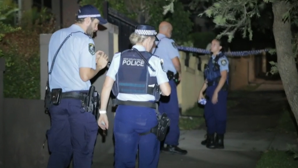 Two men stabbed during brawl in Sydney's south
