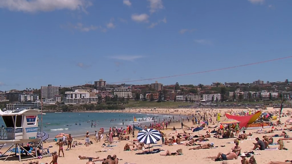 Temperatures set to soar across NSW