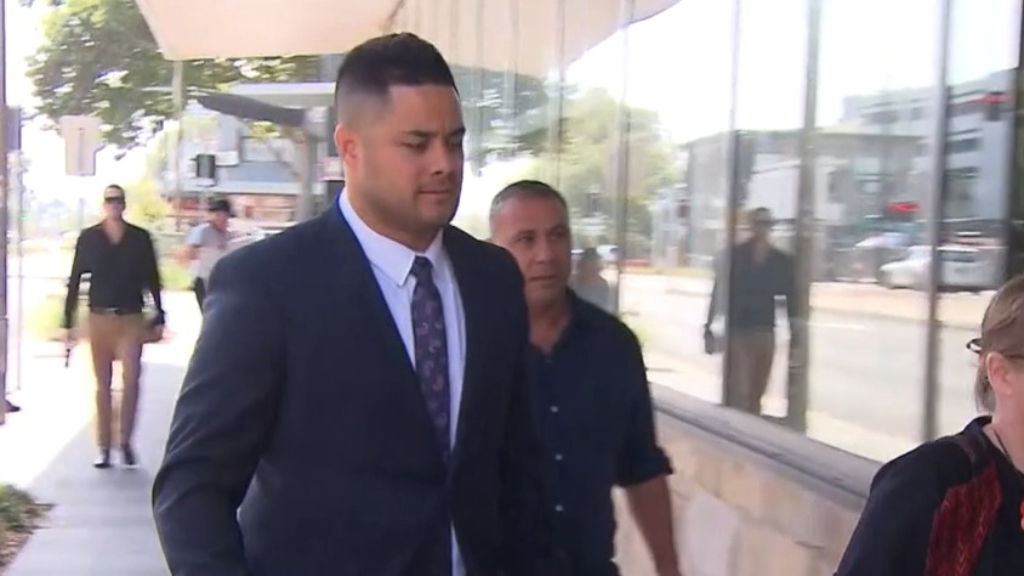 Former NRL star denies any wrong doing in sex assault trial