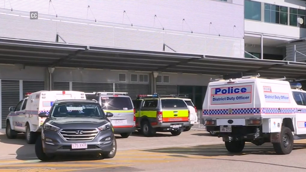 Child reportedly found dead in car in Townsville