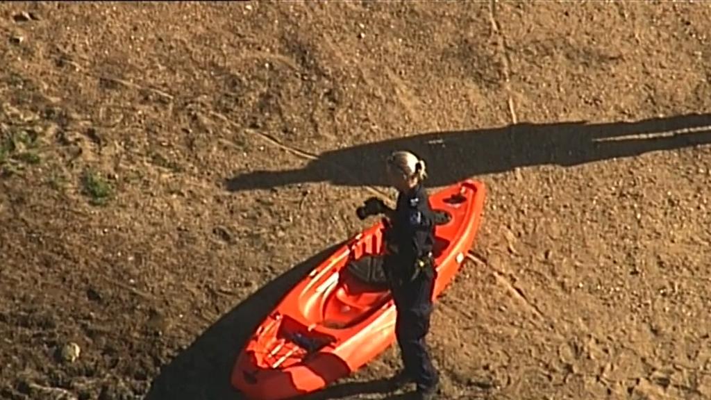 Kayaker drowns at lake near Brisbane