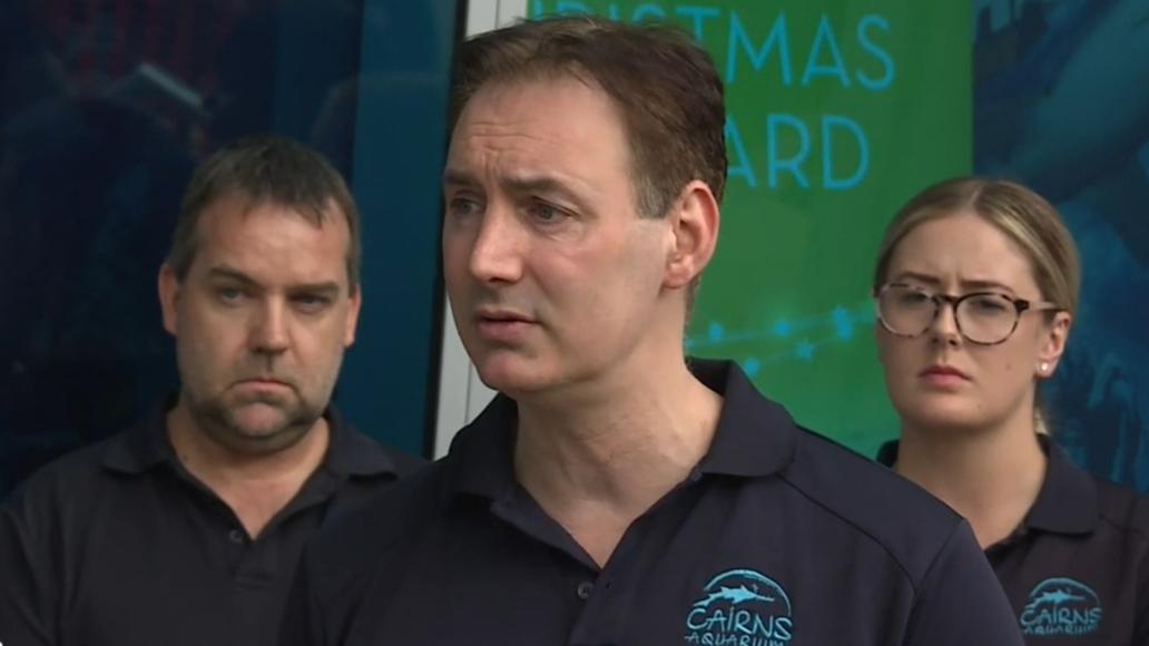 Cairns Aquarium accused of misusing coronavirus funding