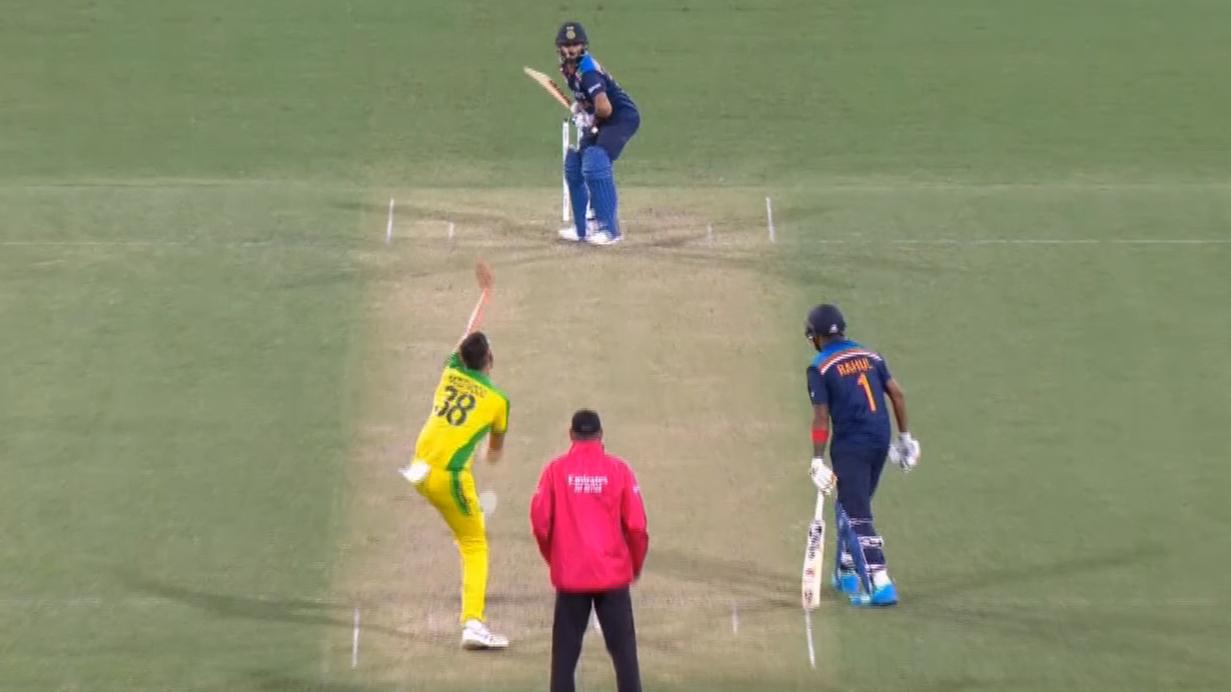 Henriques screamer removes Kohli