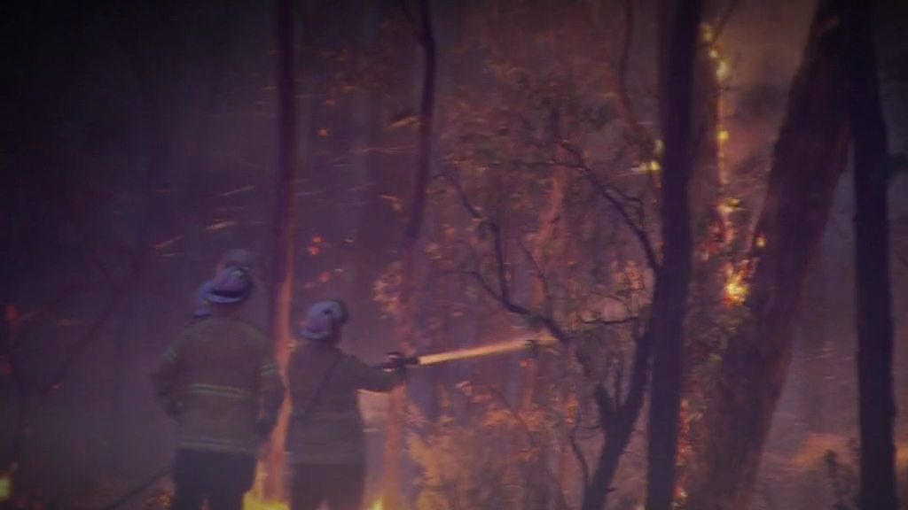 Fire authorities warn residents after weekend heatwave