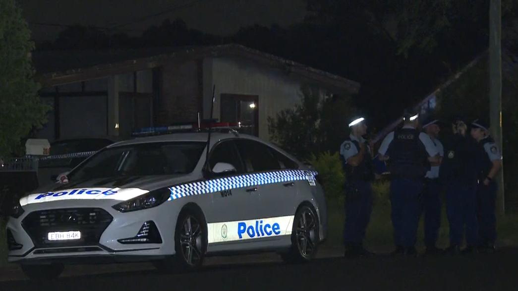 Man shot dead in Sydney home invasion