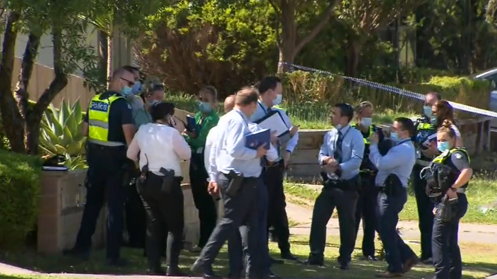 Melbourne woman killed and two others seriously injured in home attack