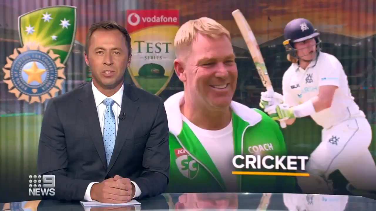 Warne's warning to Pucovski ahead of debut
