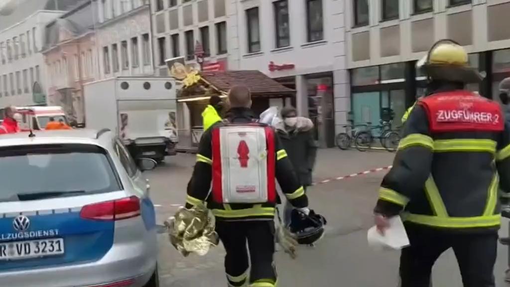 Germany car terror