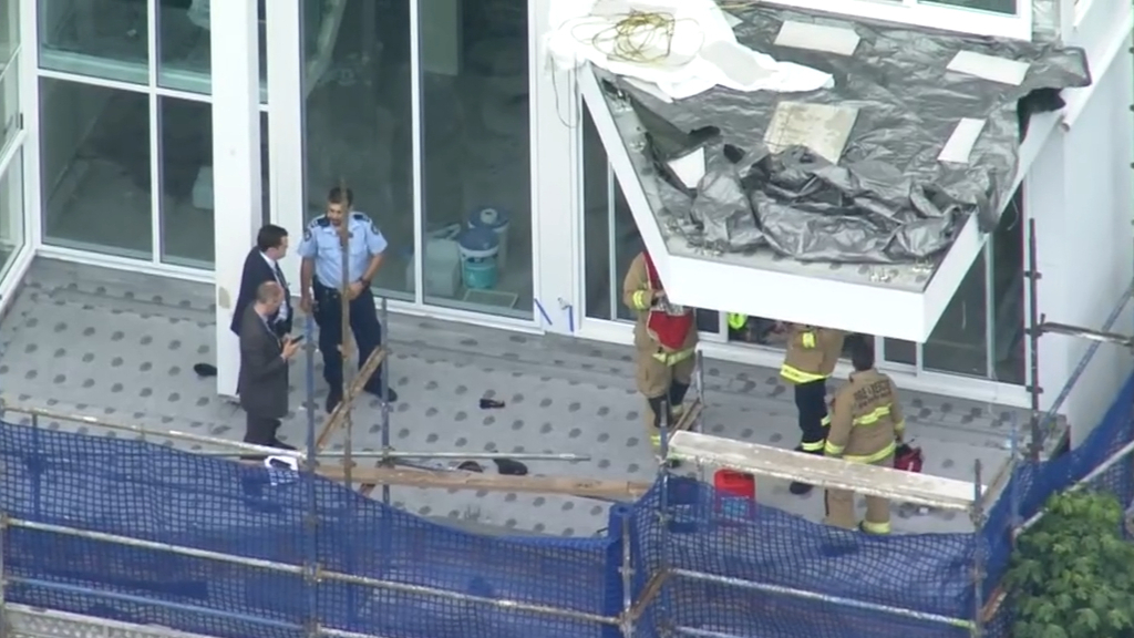 Workplace gas explosion leaves tradies injured