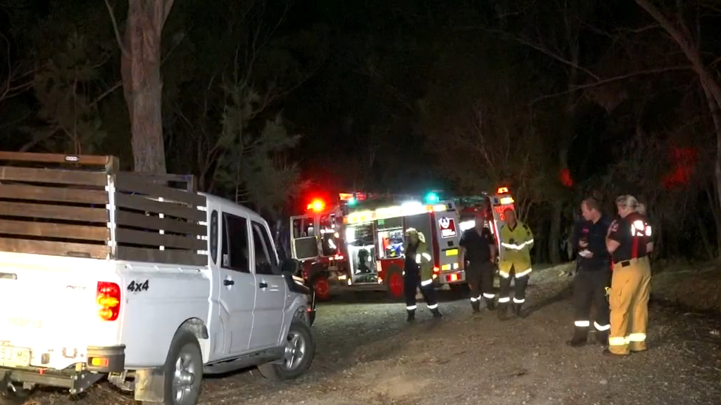 Two killed in NSW helicopter crash