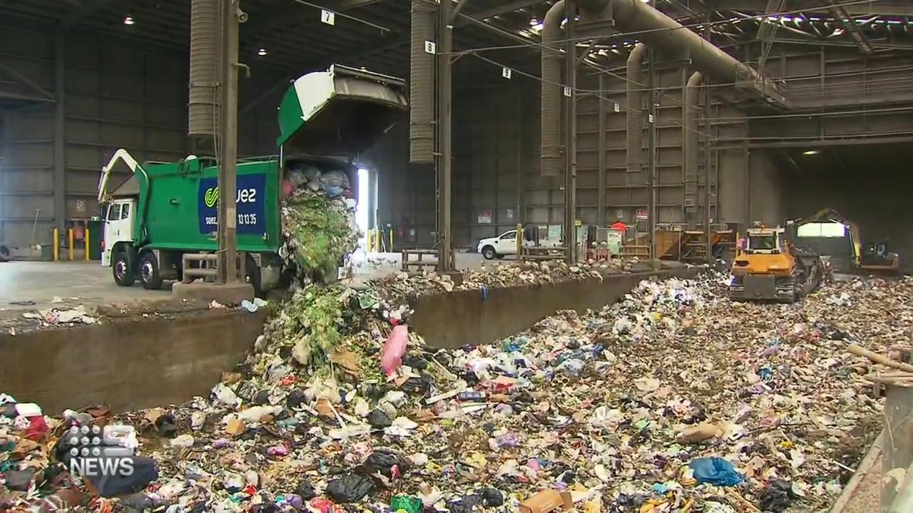 Huge surge in rubbish dumped at Brisbane tips