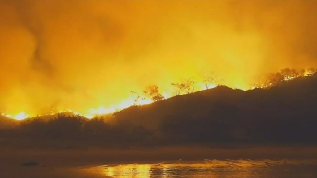 Queensland Premier defends Fraser Island bushfire response