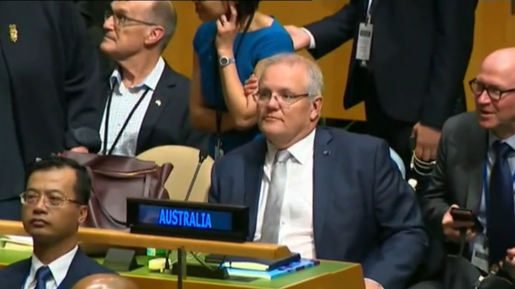 PM facing climate policy pressure ahead of UN leader summit