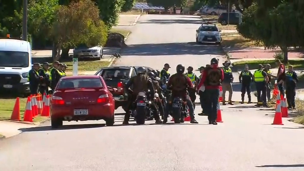 Major police operation to monitor bikie gang celebration