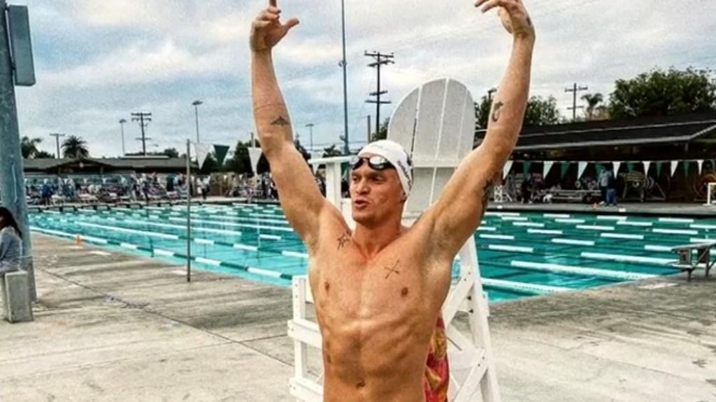 Simpson reveals Olympic swimming bid
