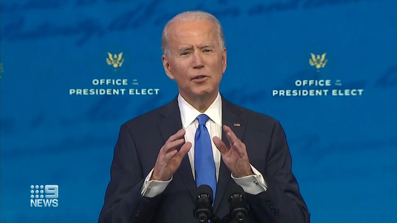 US Election 2020: Electoral College confirms Biden victory