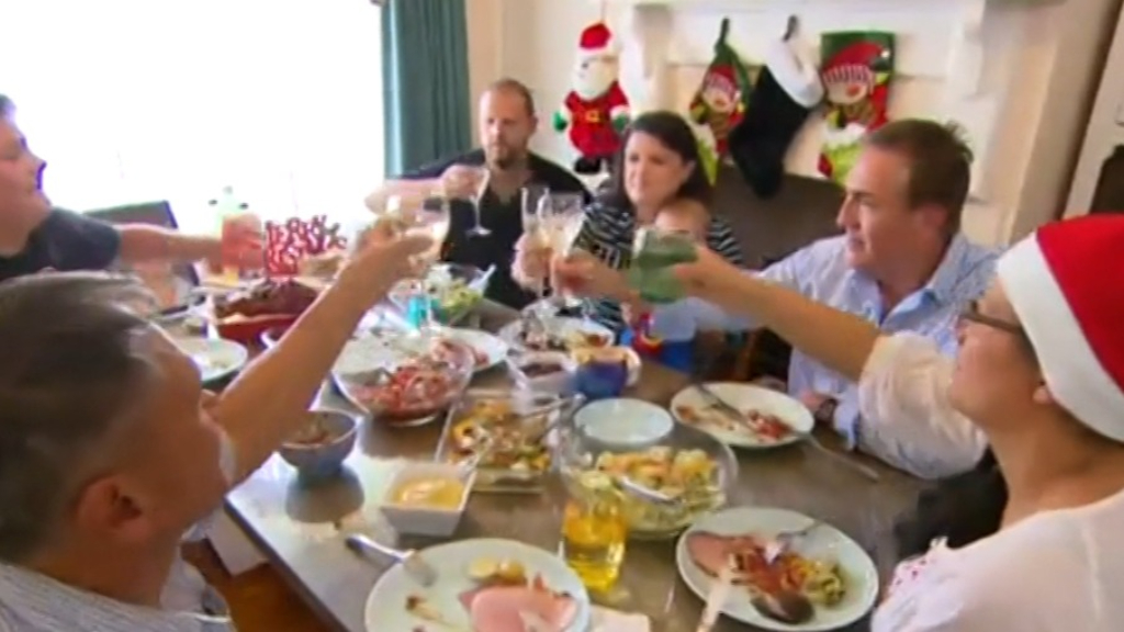 How to combat the Christmas calorie creep