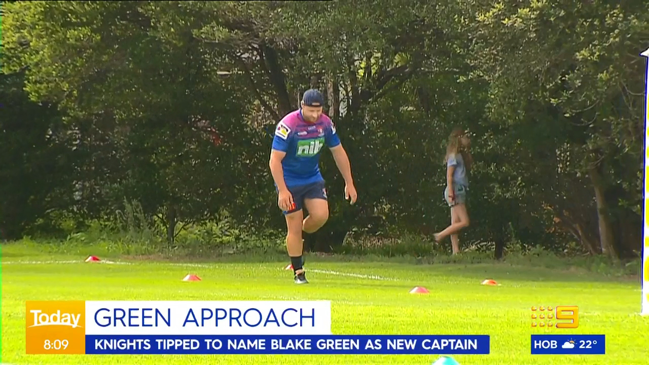 Green touted as Pearce successor