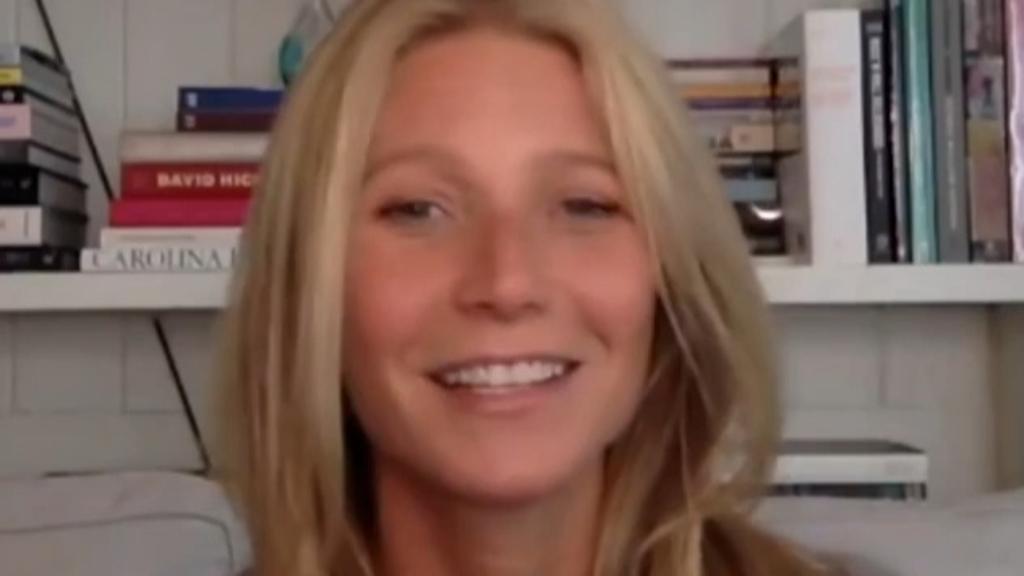 Gwyneth Paltrow talks acting comeback