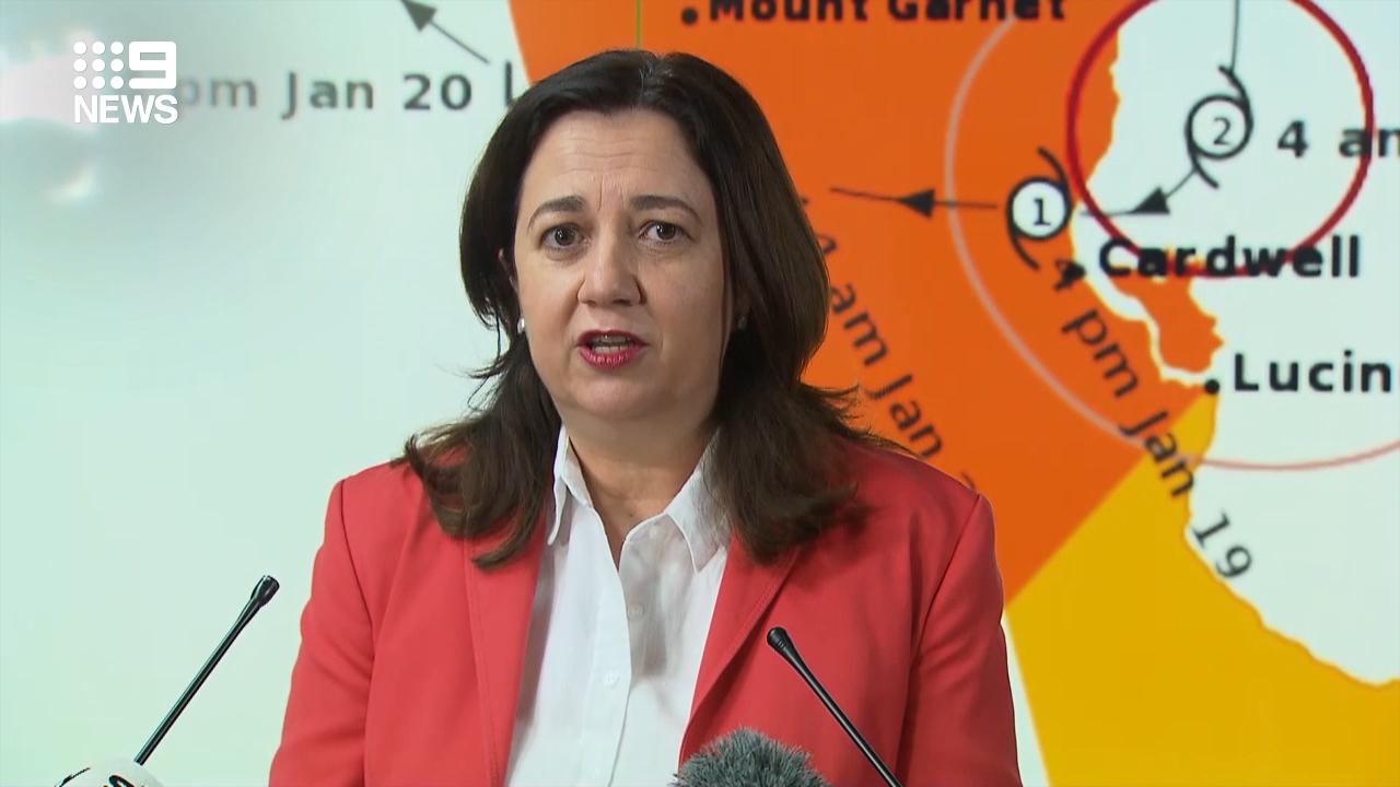 North Queenslanders warned ahead of Cyclone Kimi