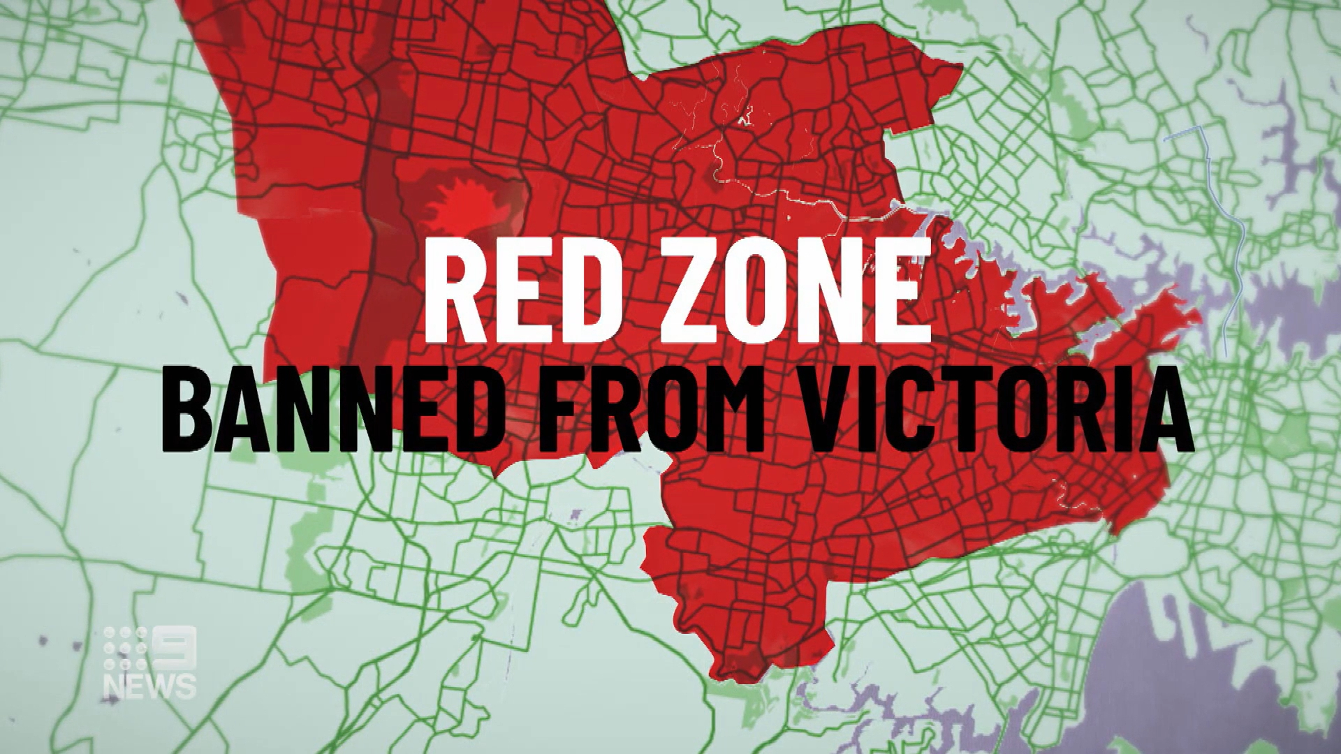 LGA's remain red zones as Victoria eases Sydney restrictions