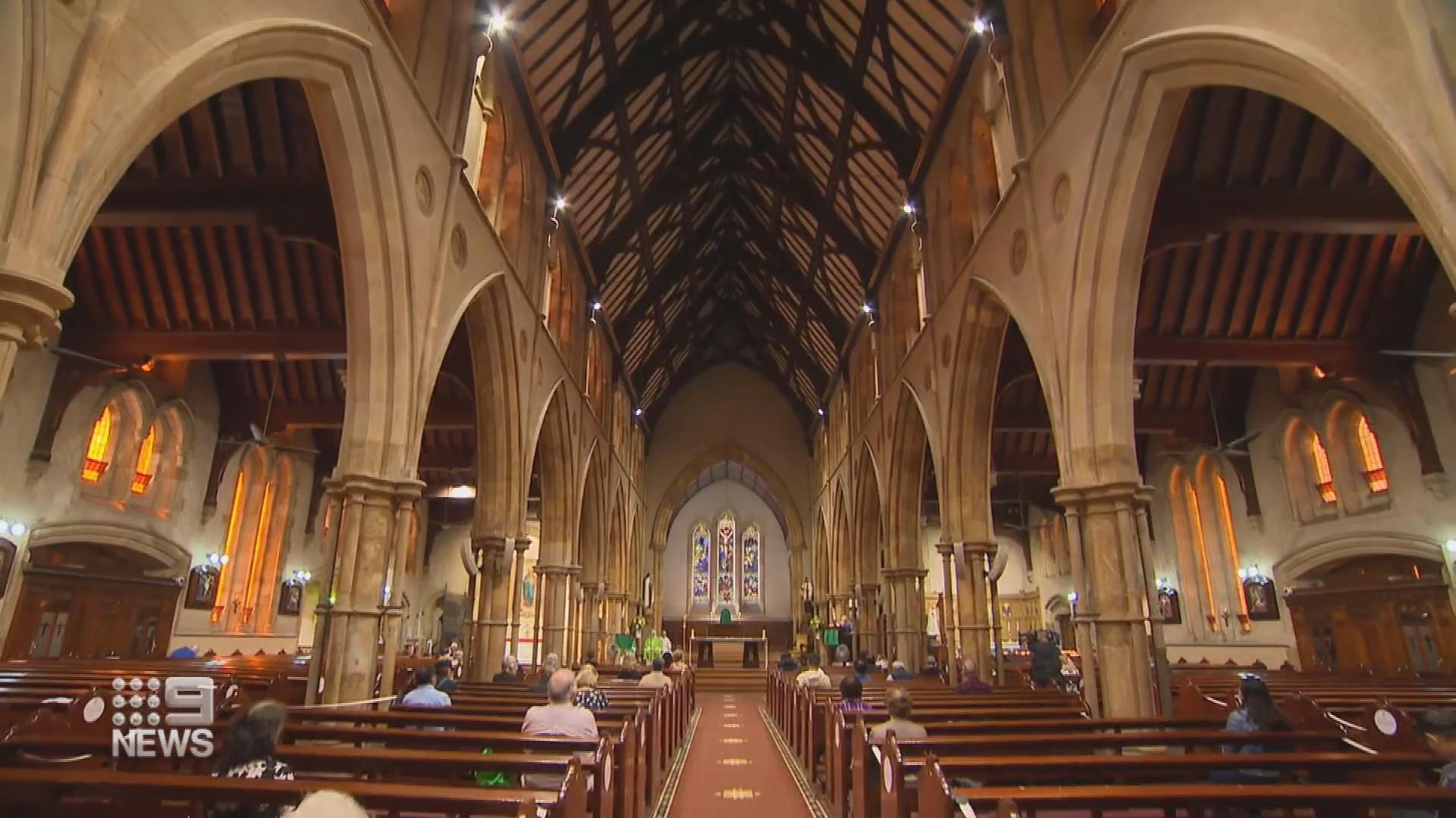 AdelaidechurchmournsdeathofformerArchbishop