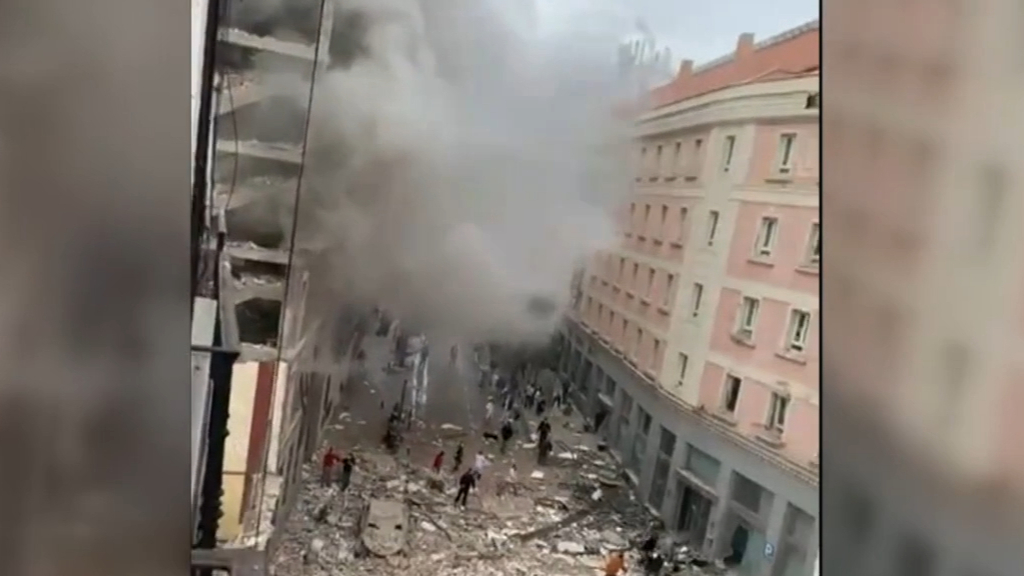 Explosion in Spain kills three people