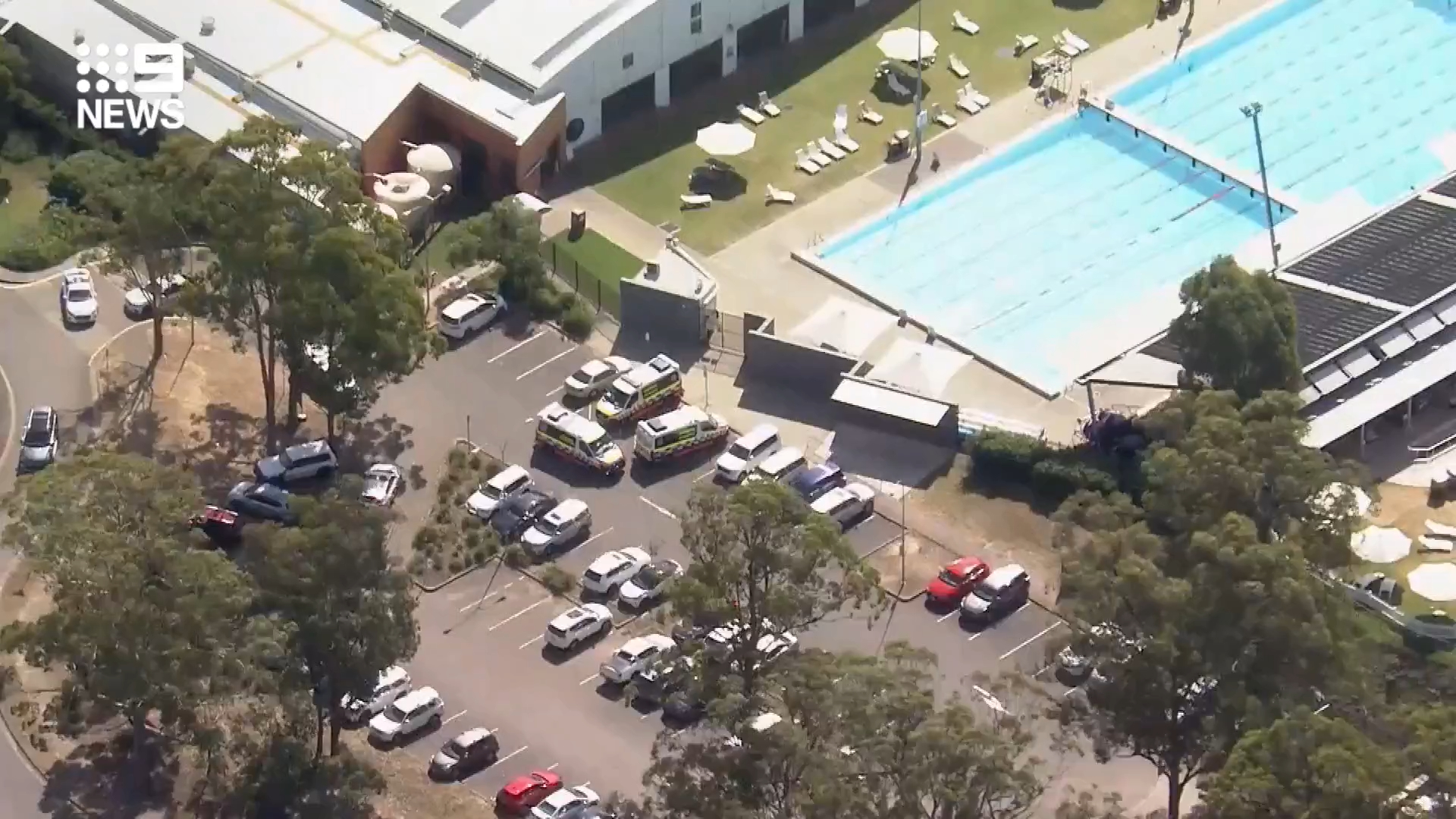 Near-drowning at Sydney pool